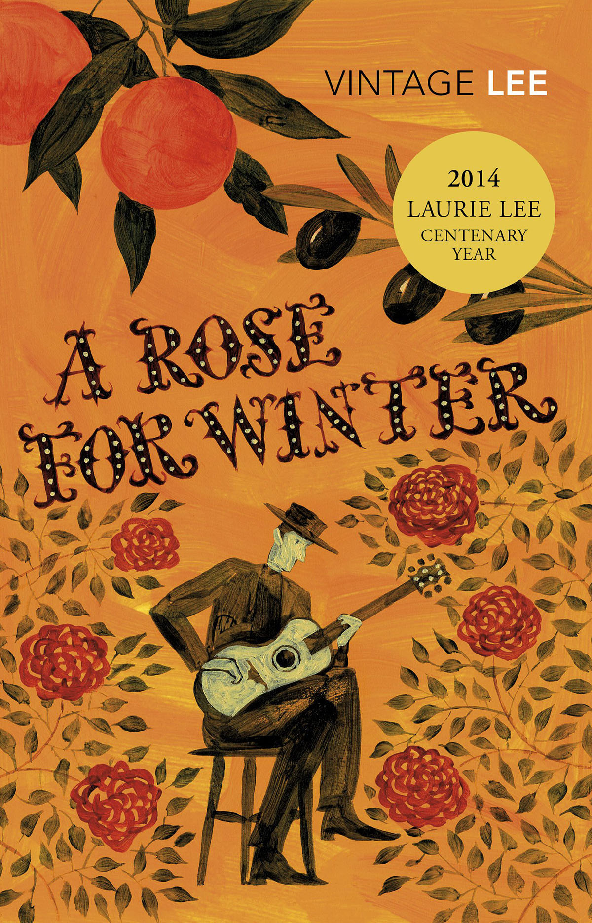 A rose for Winter cover