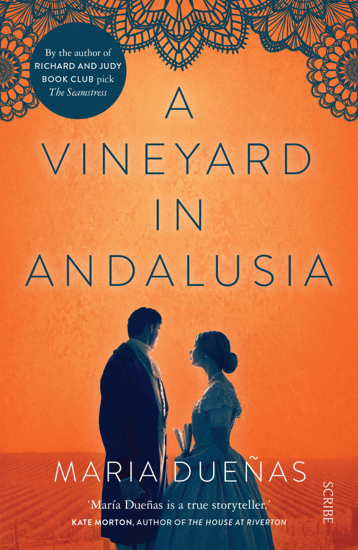 A vineyard in Andalucia cover