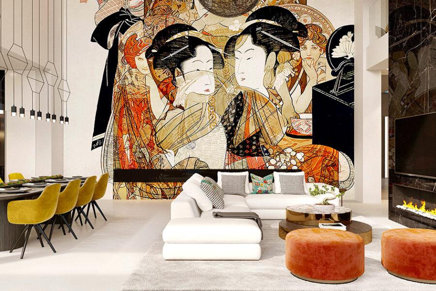Interior design: creating the right mood