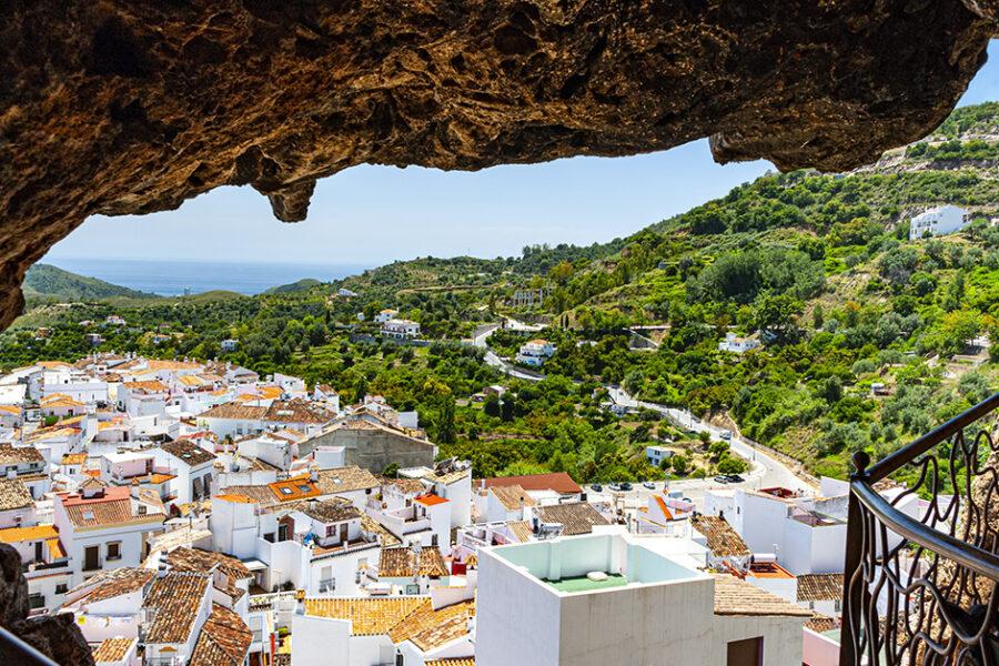 Marbella's closest white village