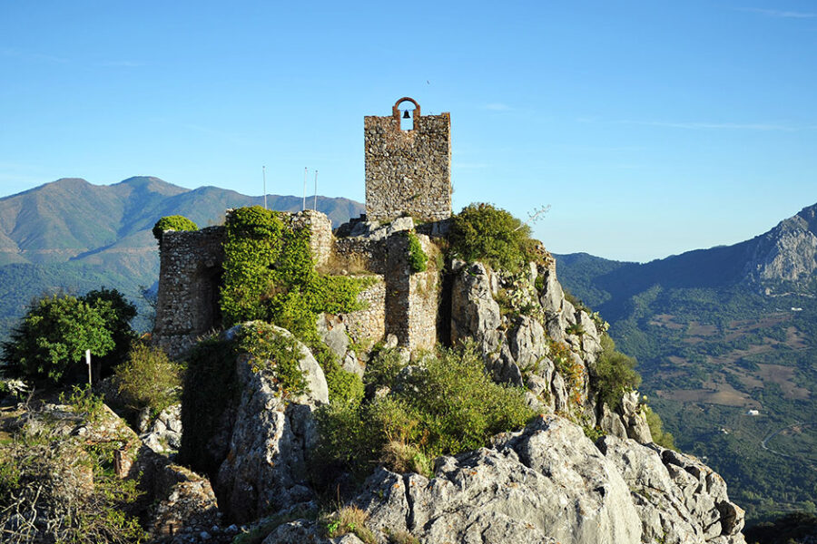 Gaucín: one of Andalucía's most well-preserved and celebrated 'pueblos blancos'
