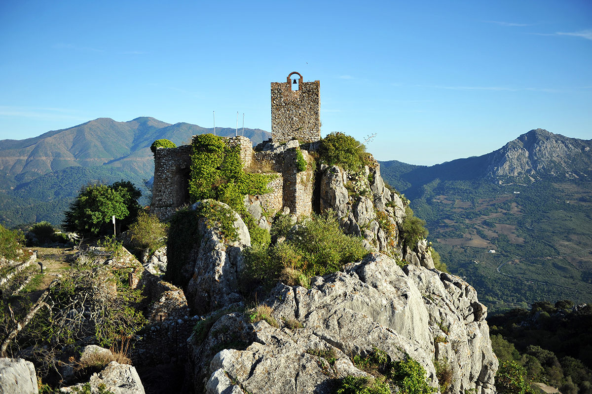 Castillo del Aguila, Gaucin