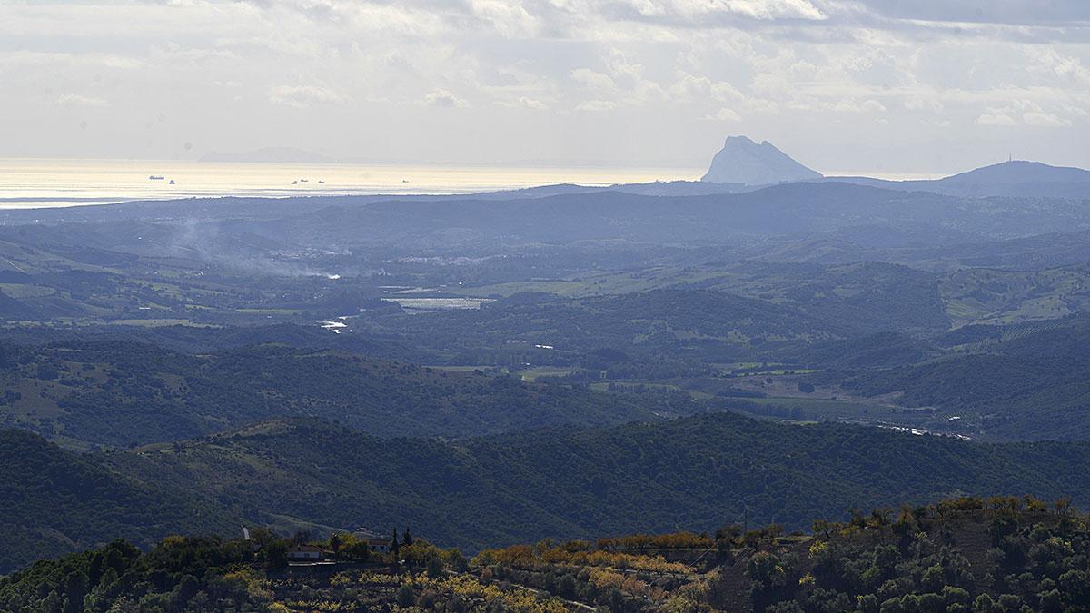 Views from Gaucín