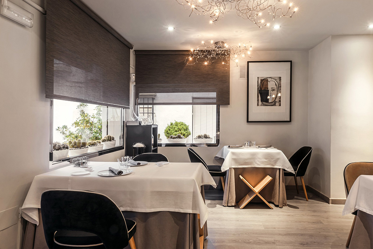 Skina, a restaurant passionate about great service and haute cuisine