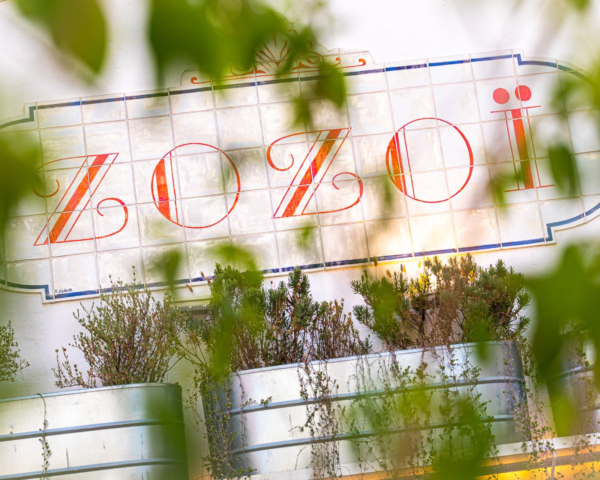 Zozoï is well-known for its excellent service and creative dishes