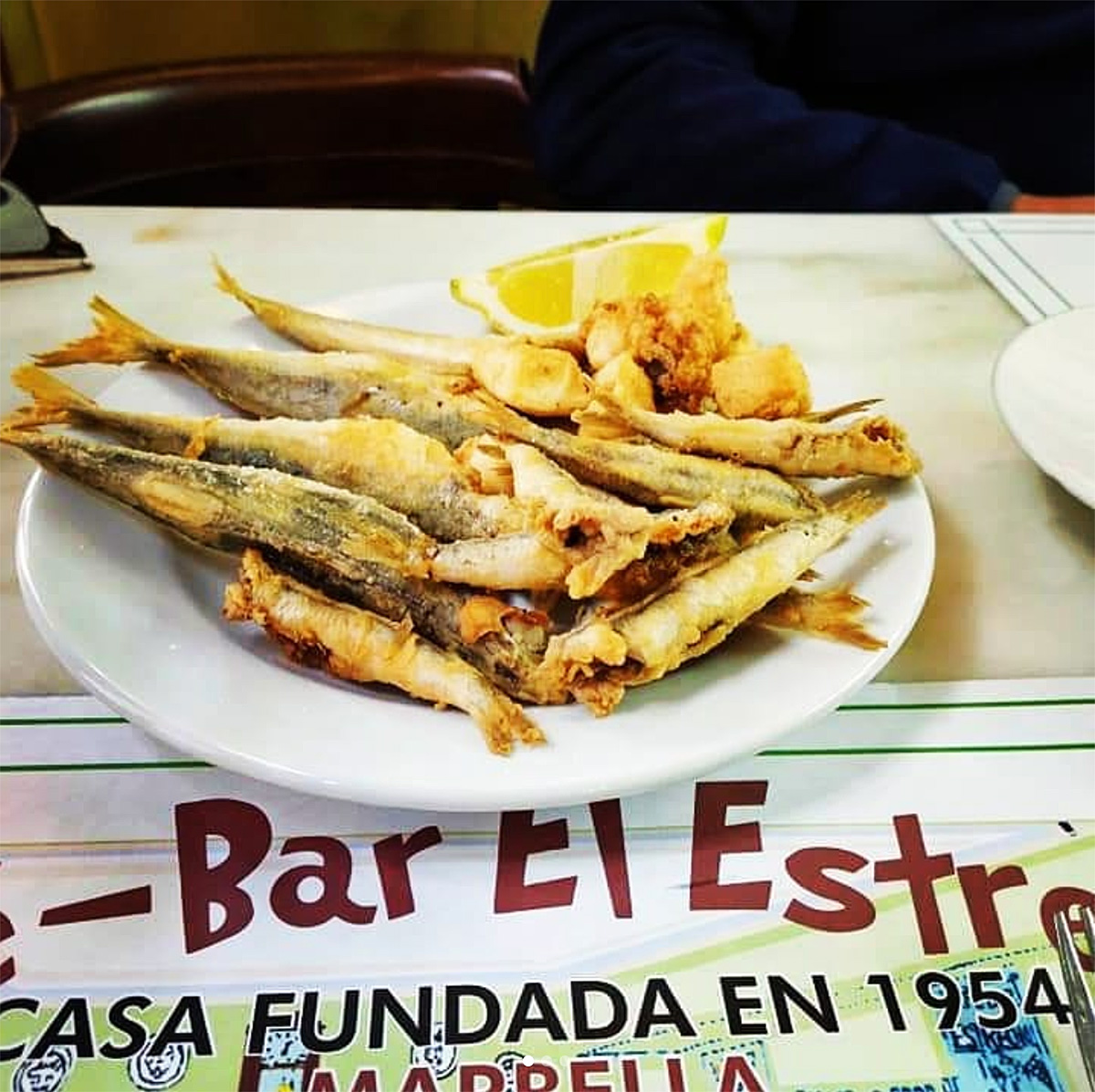 If you fancy tapas then Estrecho is the place to go