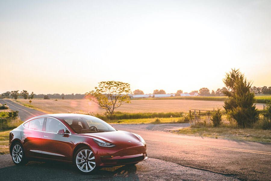 Road-tripping with Tesla in Andalucía