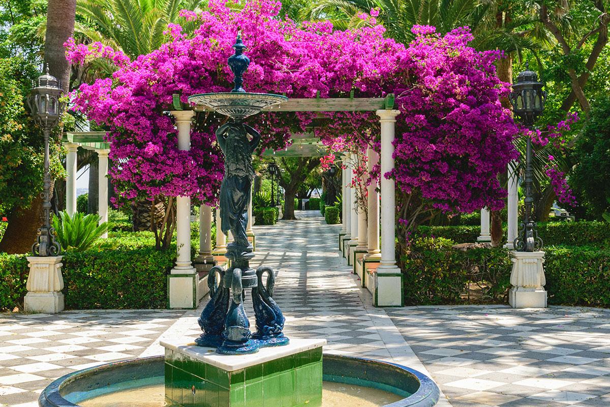 The Alameda Apodaca Park