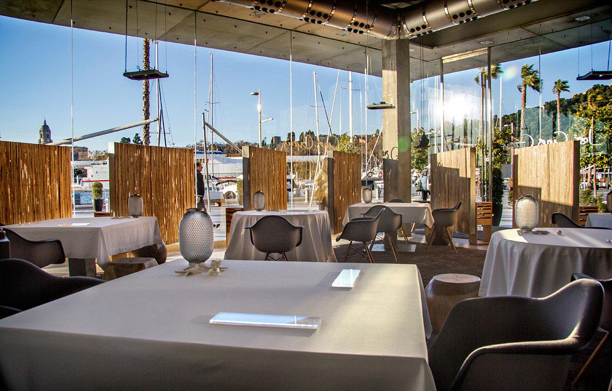 View from José Carlos Garcia Restaurant