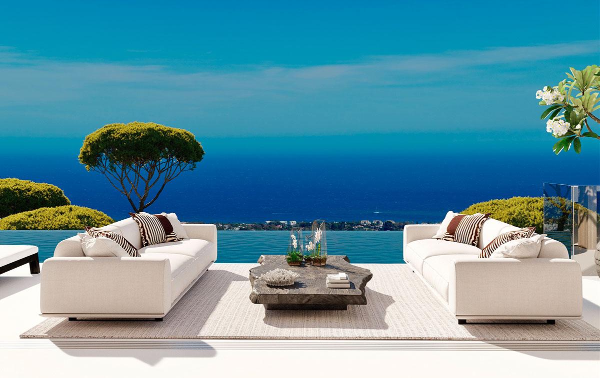 Vista Lago Residences, 18 luxury sustainable villas overlooking Marbella