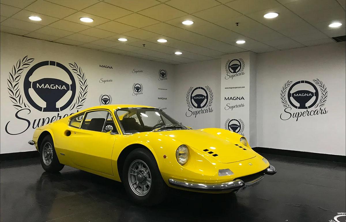 1970 Ferrari 246 Dino GT