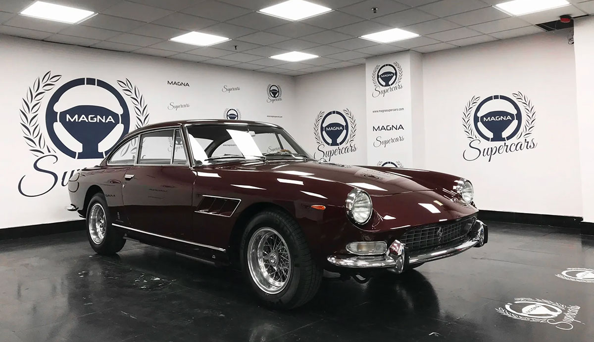 1967 Ferrari 330 GT 2+2 II Series