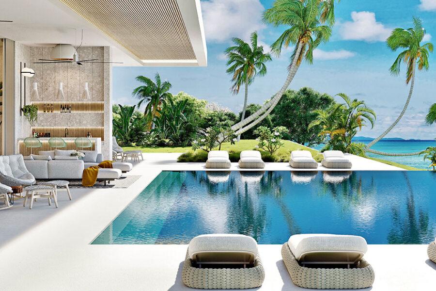 Top 10 luxury terraces