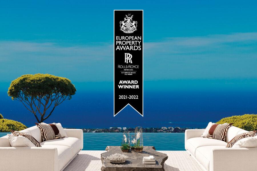 Vista Lago wins in the European Property Awards