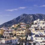 Marbella and La Concha mountain